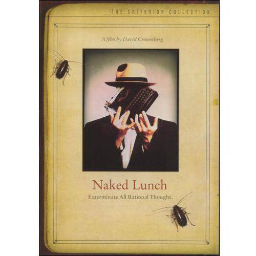 Naked Lunch (Criterion Collection) (Full Frame)