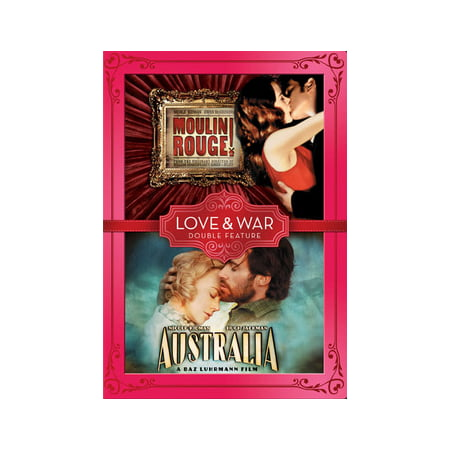 MOULIN ROUGE/AUSTRALIA DOUBLE FEATURE (DVD)-NLA (DVD) ()