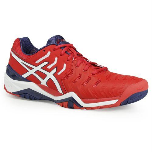Asics Gel Resolution 7 Mens Tennis Shoe Size: 14