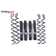 JumpSport Heavy Duty Trampoline Anchor Safety Kit - Set of 4 Screws and Straps