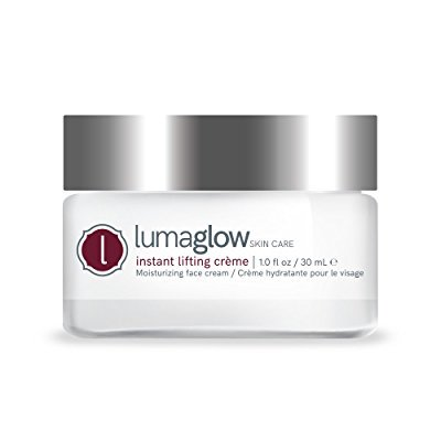 Glow In The Dark Face (luma glow skin care- instant lifting creme -moisturizing face cream- deeply hydrates and lifts skin)