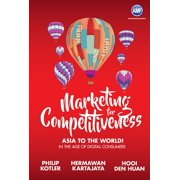 Marketing for Competitiveness: Asia to The World - eBook