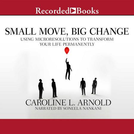 Small Move, Big Change - Audiobook