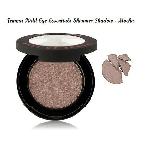 Jemma Kidd Eye Essentials Shimmer Shadow - Mocha