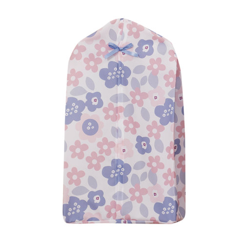 Bedtime Originals Butterfly Meadow Collection Diaper Stacker, Pink/Lilac