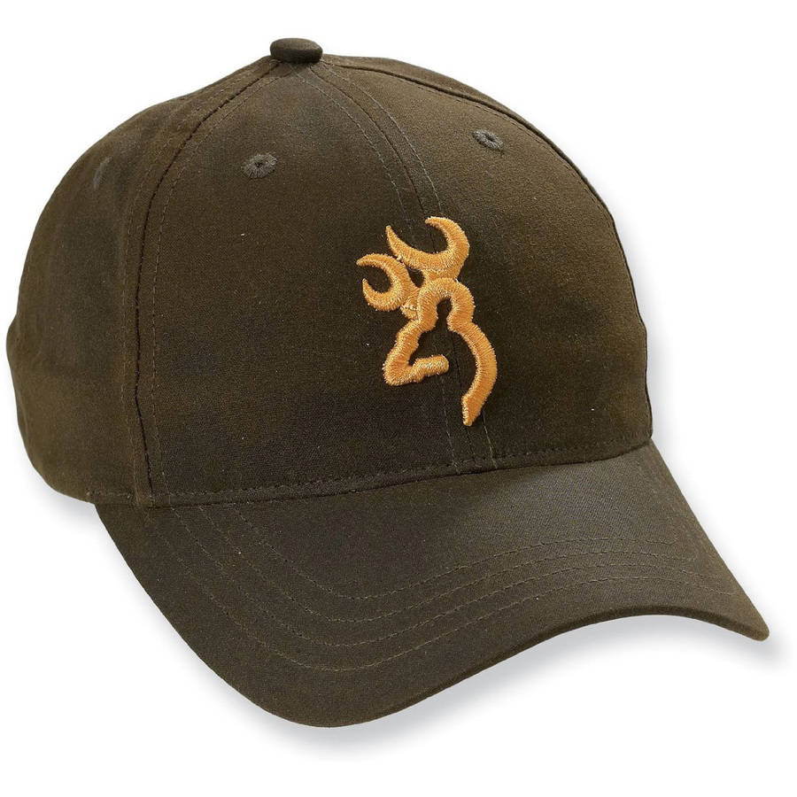 Browning Dura-Wax with 3D Buckmark, Brown/Yellow