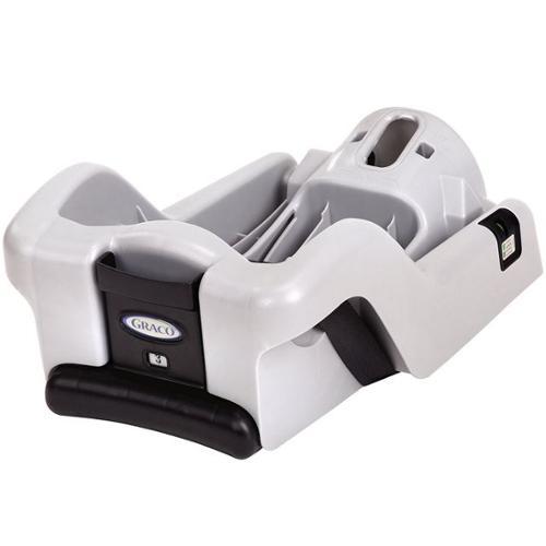 Graco SnugRide Classic Connect 30/35 Infant Car Seat Base - Silver