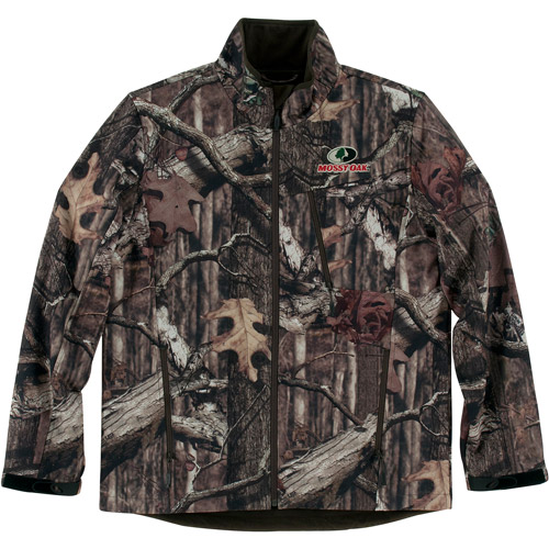 Mossy Oak Break-Up Infinity Men's Windproof Softshell Jacket