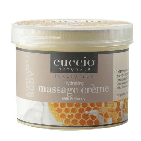 Cuccio Naturale Hydrating Massage Creme - Milk and Honey (Hydrating Massage)