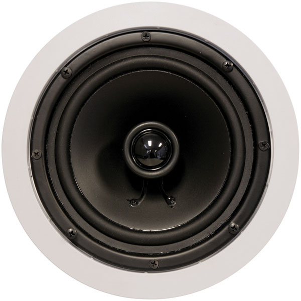 "Architech Pro Series AP-601 6.5"" 2-Way Round In-Ceiling Loudspeakers"