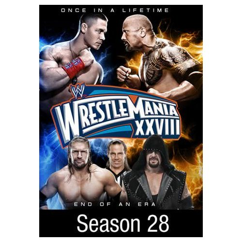 WWE: WrestleMania 28 (2012)