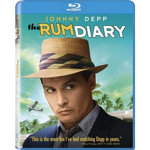 The Rum Diary (Blu-ray) (Anamorphic Widescreen)
