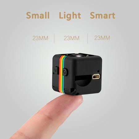 SQ11 Mini Camera 1080P HD Night Vision Sports Camcorder Mini DV DVR Video Recorder - image 4 of 8