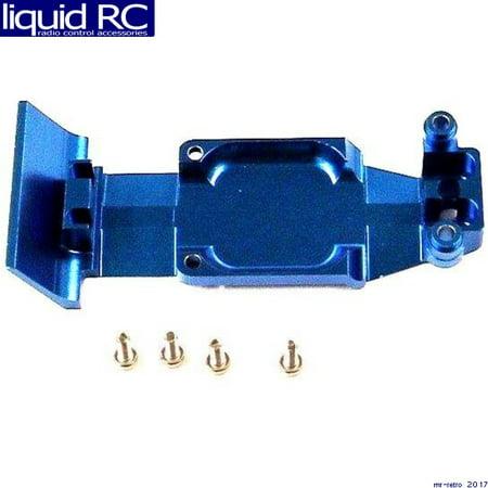- GPM Racing TRV331R Traxxas Revo Aluminum Rear Skid Plate