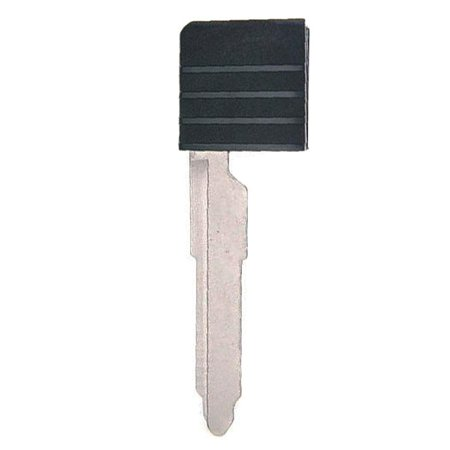 Uncut House Key - New Replacement Uncut Smart Remote Emergency Key Blade for Mazda