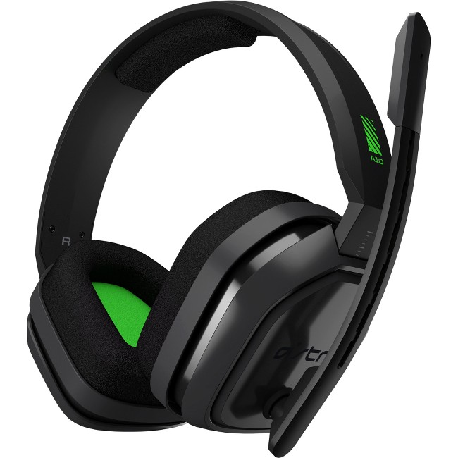 ASTRO A10 Gaming Headset + MixAmp M60 - Green/Black - Xbox One