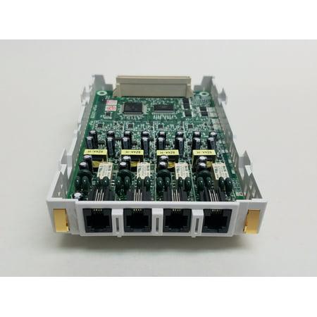 Refurbished Panasonic KX-TAW84870 4-Port Hybrid Extension Card