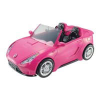 Barbie Estate Vehicle Signature Pink Convertible w/Seat Belts Deals