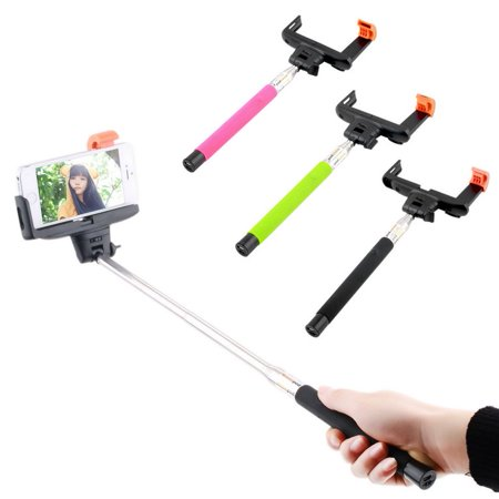bluetooth shutter extendable handheld selfie stick monopod for smart phone on sale. Black Bedroom Furniture Sets. Home Design Ideas