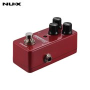 NUX NDS-2 BROWNIE Distortion Guitar Effect Pedal Full Metal Shell True Bypass