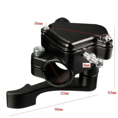 "Throttle Lever Thumb Controller Assembly 7/8""22mm For TaoTao ATV Quad Pit Bike US - image 3 de 10"