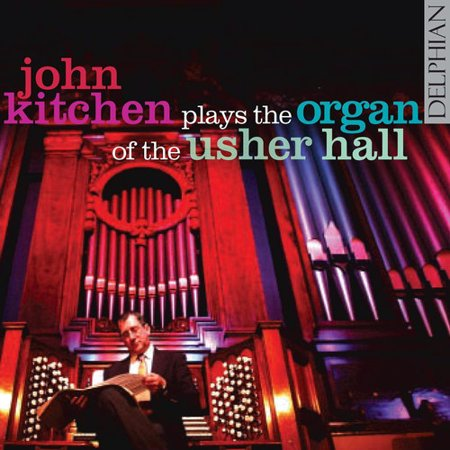 Usher Hall Organ