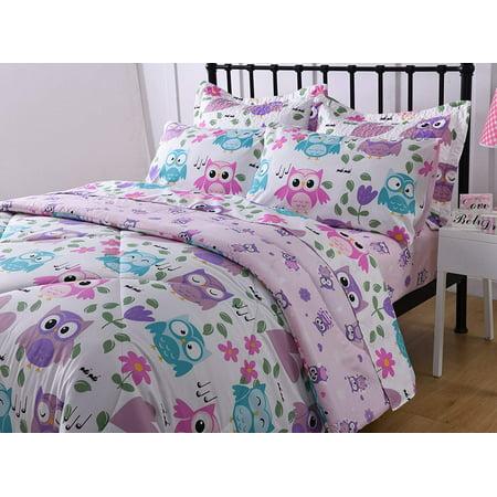 Marcielo Kids Comforter Set Girls Comforter Set Kids