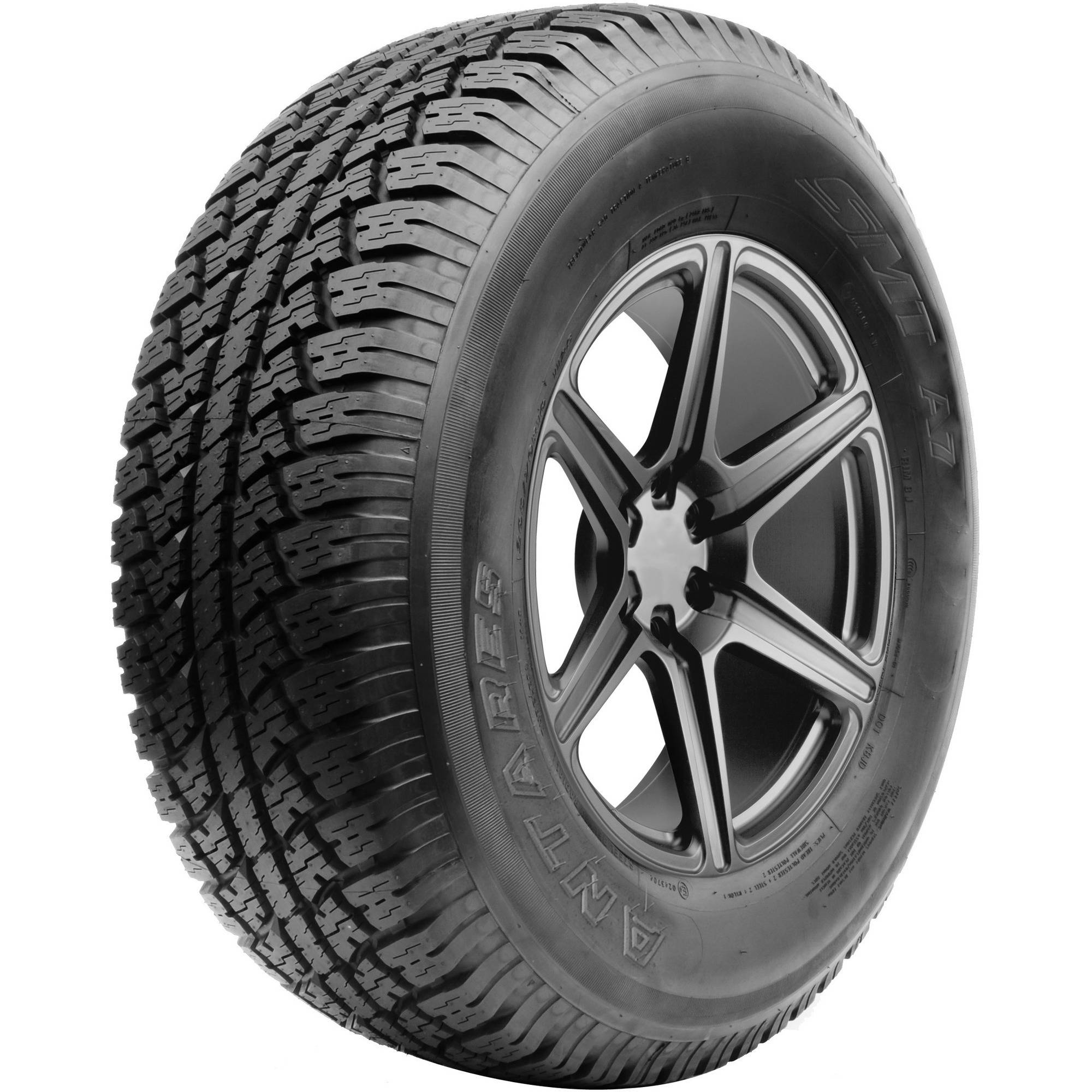 Antares SMT A7 All-Terrain Tire LT245 75R16 E 10 by Antares