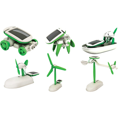 OWI Robots 6-in-1 Educational Solar Kit