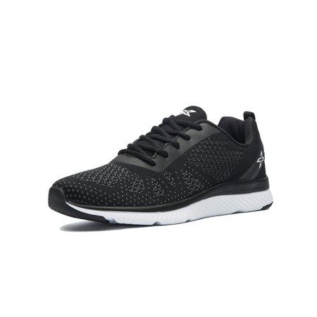 Men's Running Shoes Tennis Walking Training Lightweight Breathable Comfortable Sneakers Athletic Gym Casual Footwear for Sports (Best Shoes For Weight Training)