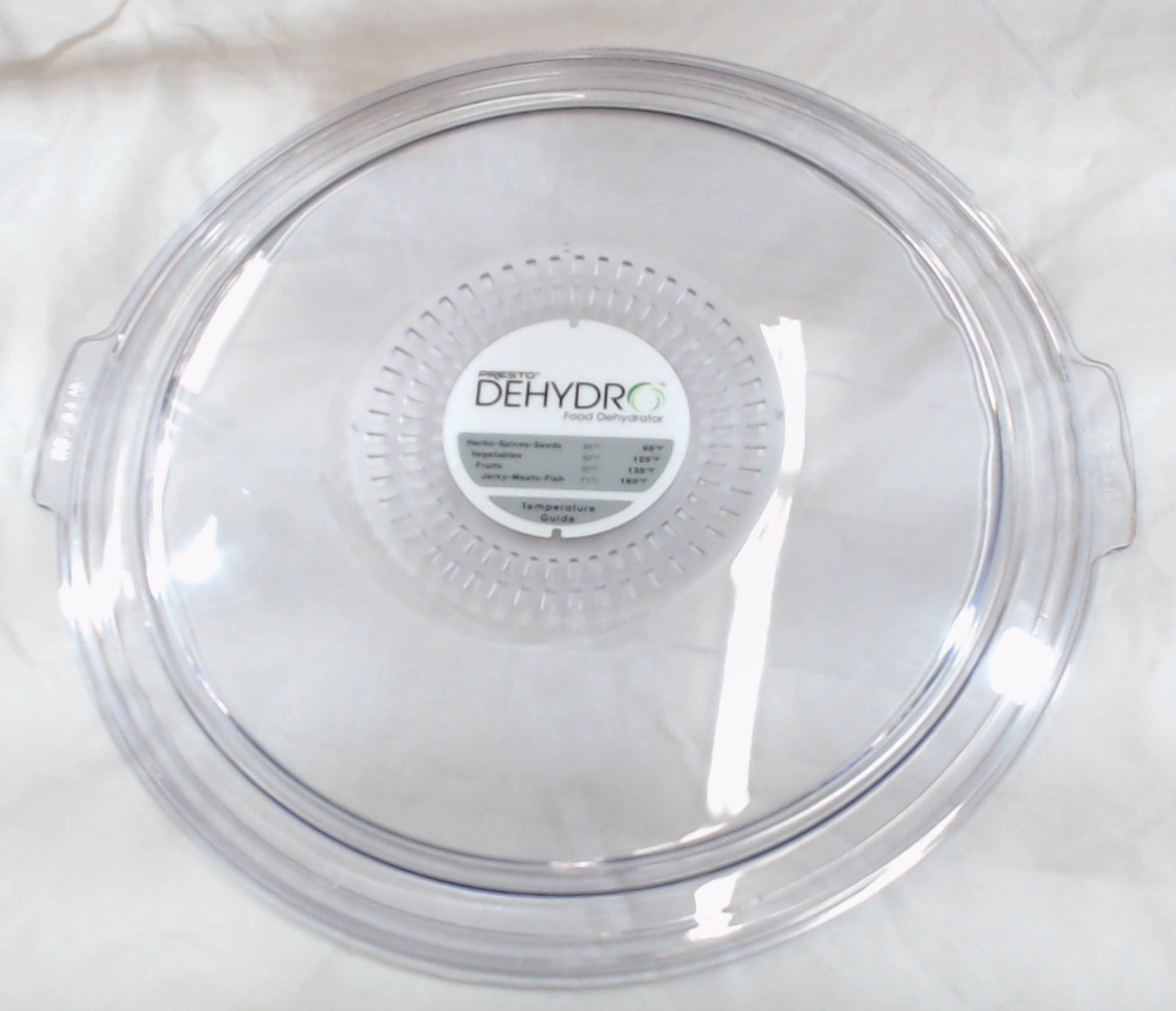 Dehydrator Cover For Dehydro Food Dehydrator Fits Presto 0630203 Models 85839