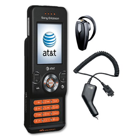 At Sony Ericsson W580i Cell Phone With Bluetooth Headset Car Charger Bundle As Low As 0 0 Upc 731127015195 Dexter Clearance