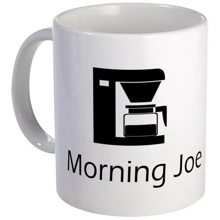 Cafepress   Morning Joe Mug   Unique Coffee Mug  Coffee Cup Cafepress