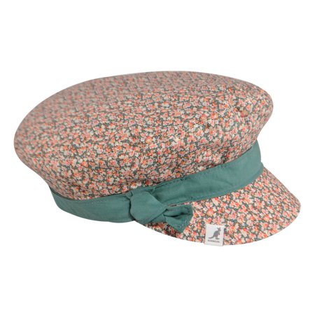 Kangol Women Floral Fisherman Cap