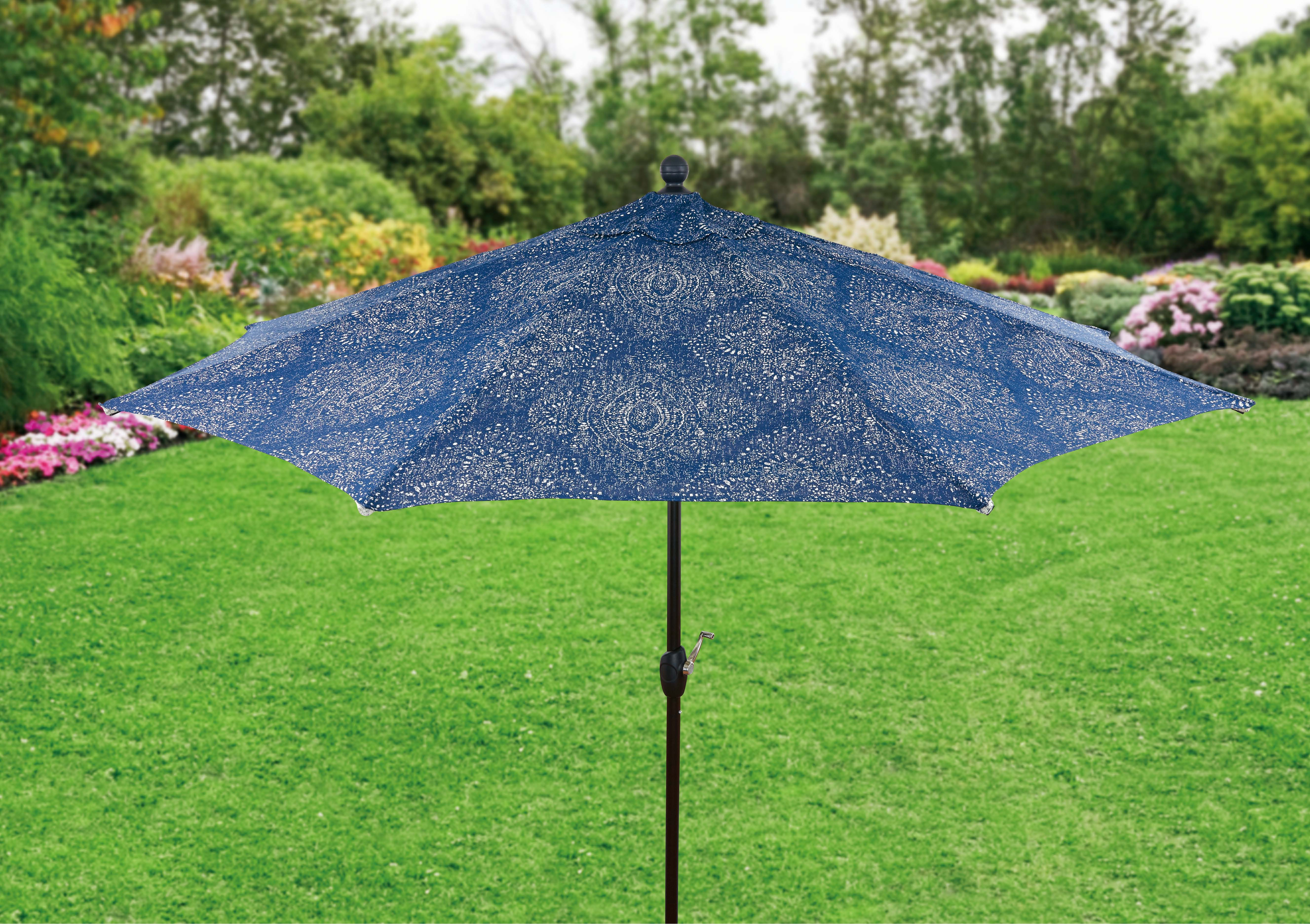Better Homes and Gardens 9ft. Aluminum Market Umbrella by NINGBO EVERLUCK OUTDOOR PRODUCTS MANUFACTING CO LTD
