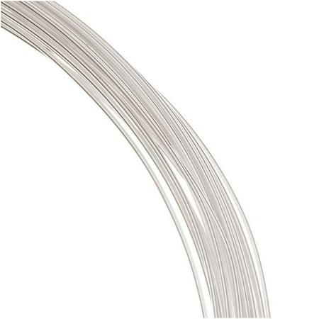 Fine Silver Wire (1 Oz. (30 Ft.) 99.9% Fine Silver Wire 22 Gauge Round Dead)