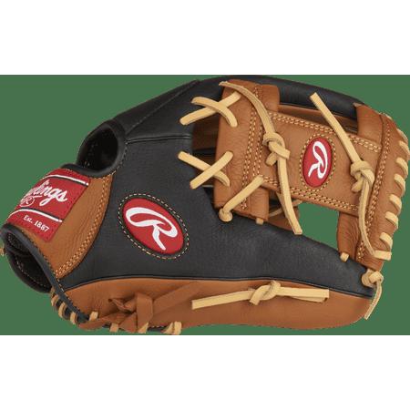 Rawlings Prodigy Youth Baseball Glove  Regular  Pro I Web  11 1 2 Inch