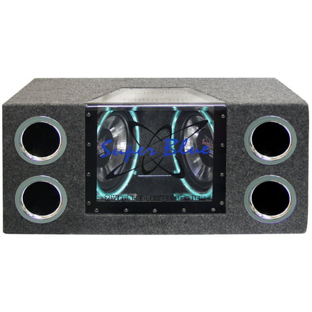 Pyramid Car Speakers And Subwoofers (Pyramid Dual 12
