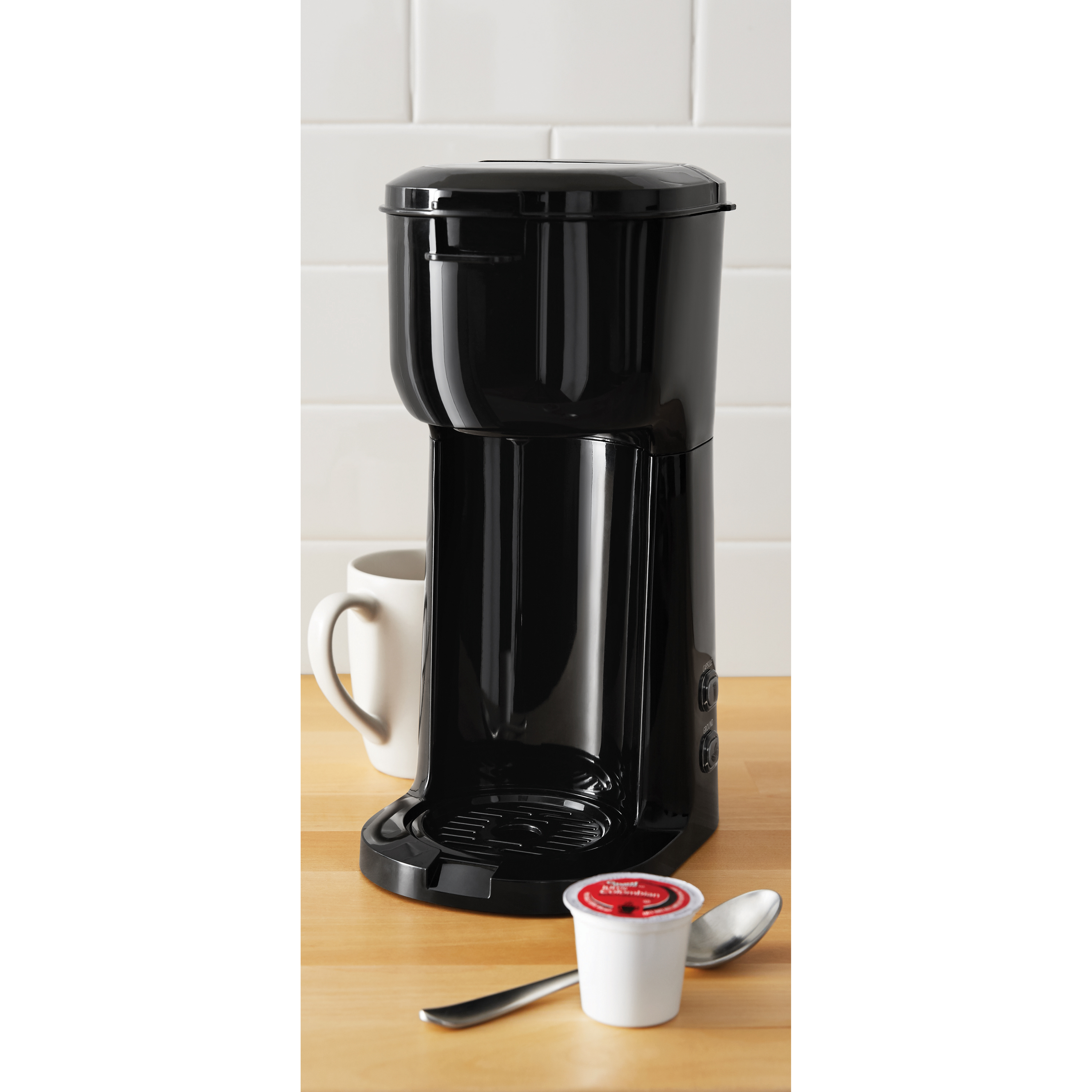 mainstays single serve coffee maker - Commercial Coffee Maker