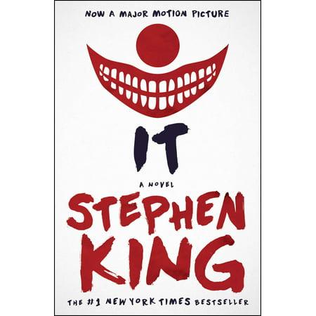 It : A Novel](Halloween Stephen Colbert)