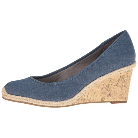 1884480aa4a1 LifeStride - women s life stride listed wedge espadrille - Walmart.com