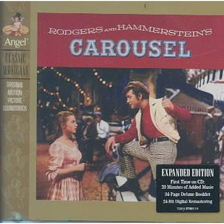 5 Disc Carousel Dvd Cd (Carousel Soundtrack (CD) (Remaster))