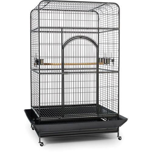 Prevue Pet Products Empire Extra Large Bird Cage, Black Hammertone