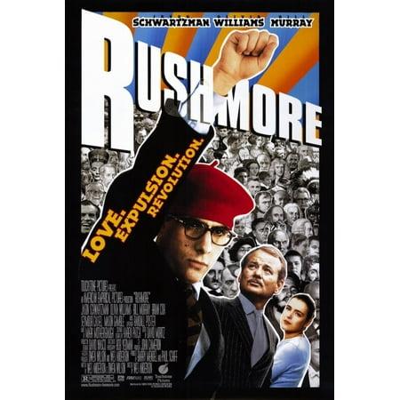 Rushmore (1998) 11x17 Movie Poster