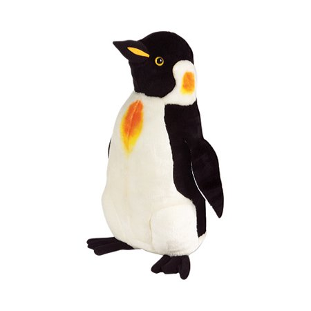 Penguins Stuffed Animals (Melissa & Doug Giant Penguin - Lifelike Stuffed Animal (nearly 2 feet)