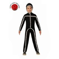 Light-Up Stick Man Costume Kit With Safety Light - Kids S