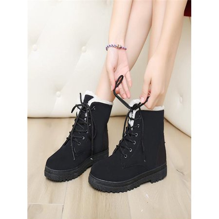 - New Classic Women's Warm Shoes Snow Boots Fashion Winter Short Boots BK 36