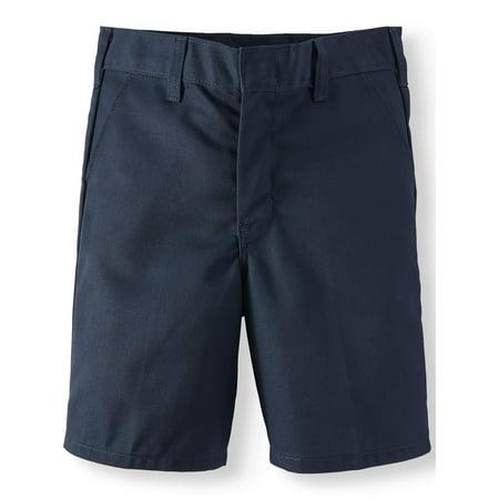 Genuine Dickies Boy's Traditional School Uniform Style Shorts