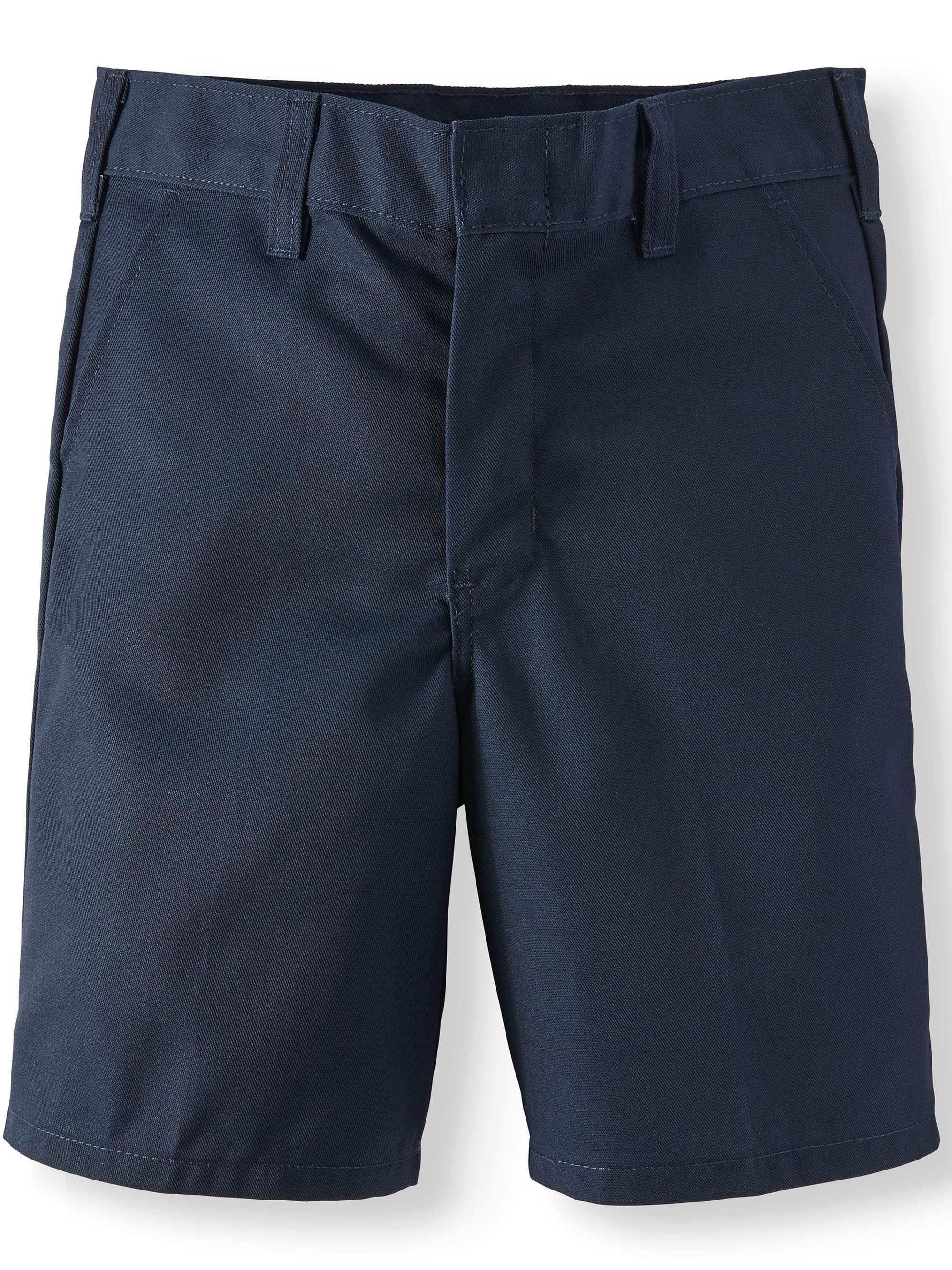 Boy's Traditional School Uniform Style Shorts