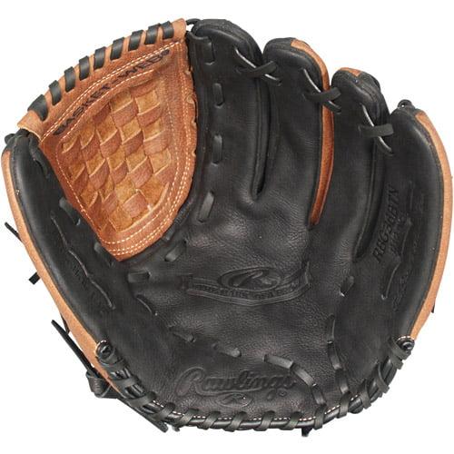 "Rawlings Baseball 12.5"" RBG36 Baseball/Softball Fielders Glove RBG36"